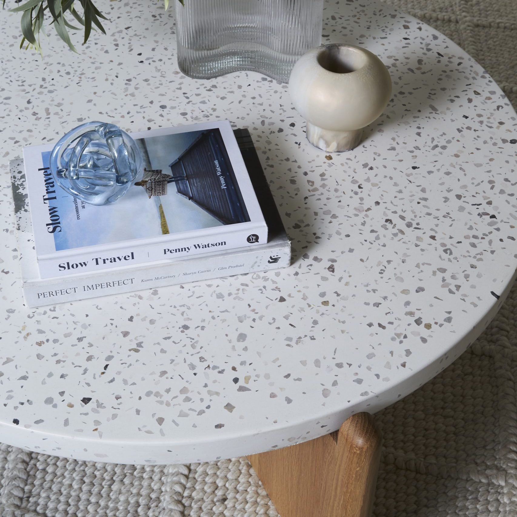 Anna McMillan Interior Designer – Cable St Project – coffee table